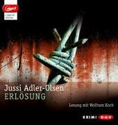 Cover-Bild zu Erlösung (mp3-Ausgabe) von Adler-Olsen, Jussi