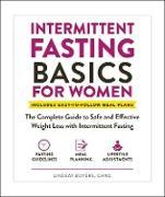Cover-Bild zu Intermittent Fasting Basics for Women (eBook) von Boyers, Lindsay