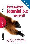 Cover-Bild zu Praxiswissen Joomla! 3.x komplett (eBook) von Schürmann, Tim
