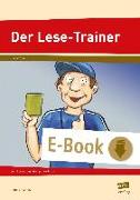 Cover-Bild zu Der Lese-Trainer (eBook) von Rinderle, Bettina