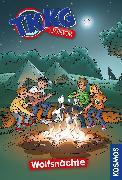 Cover-Bild zu TKKG Junior, 13, Wolfsnächte von Vogel, Kirsten