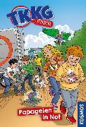 Cover-Bild zu TKKG Junior, 5, Papageien in Not (eBook) von Vogel, Kirsten