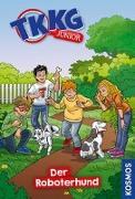 Cover-Bild zu TKKG Junior, 9, Der Roboterhund von Vogel, Kirsten