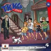 Cover-Bild zu TKKG Junior 018/Stimmen aus dem Jenseits