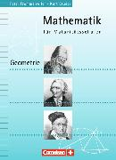 Cover-Bild zu Mathematik für Maturitätsschulen. Geometrie. Aufgabensammlung von Frommenwiler, Peter