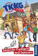 Cover-Bild zu TKKG Junior, 6, Zwischen Gauklern und Ganoven (eBook) von Tannenberg, Benjamin