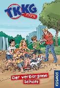 Cover-Bild zu TKKG Junior, 12, Der verborgene Schatz (eBook) von Tannenberg, Benjamin