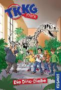 Cover-Bild zu TKKG Junior, 8, Die Dino-Diebe (eBook) von Tannenberg, Benjamin