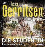 Cover-Bild zu Die Studentin von Gerritsen, Tess