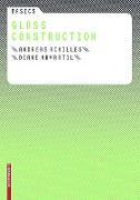 Cover-Bild zu Basics Glass Construction (eBook) von Achilles, Andreas