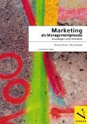 Cover-Bild zu Marketing als Managementprozess von Bruhn, Manfred