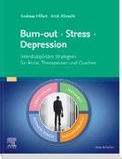 Cover-Bild zu Burn-out - Stress - Depression (eBook) von Hillert, Andreas