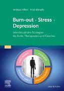 Cover-Bild zu Burn-out - Stress - Depression von Hillert, Andreas