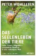 Cover-Bild zu Das Seelenleben der Tiere von Wohlleben, Peter