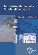 Cover-Bild zu Technische Mathematik für Metallbauberufe. Lehr- und Übungsbuch ohne Formelsammlung von Bulling, Gerhard