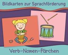 Cover-Bild zu Verb-Nomen-Pärchen von Boretzki, Anja (Illustr.)
