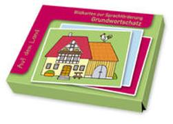 Cover-Bild zu Bildkarten zur Sprachförderung: Auf dem Land von Redaktionsteam Verlag an der Ruhr