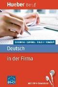 Cover-Bild zu Berufssprachführer: Deutsch in der Firma von Hering, Axel