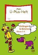 Cover-Bild zu Mein-Ü-Plus-Heft: Verlängern & Ableiten - Kl. 2-4 von Rinderle, Bettina