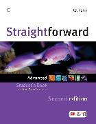 Cover-Bild zu Straightforward 2nd Edition Advanced + eBook Student's Pack von Kerr, Philip