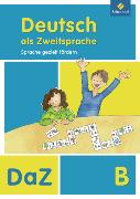 Cover-Bild zu Deutsch als Zweitsprache DaZ. Ausgabe B. Arbeitsheft von Kehbel, Simone