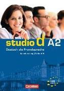 Cover-Bild zu Studio d, Deutsch als Fremdsprache, Grundstufe, A2: Teilband 2, Sprachtraining von von Eggeling, Rita Maria