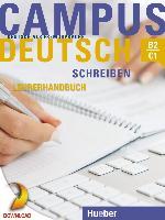 Cover-Bild zu Campus Deutsch - Schreiben. Lehrerhandbuch (eBook) von Buchner, Patricia