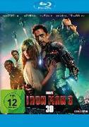 Cover-Bild zu Iron Man 3 3D 3D von Robert Downey Jr. (Schausp.)