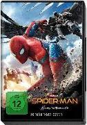 Cover-Bild zu Spider-Man: Homecoming von Tom Holland (Schausp.)