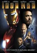 Cover-Bild zu Iron Man von Favreau, Jon (Reg.)