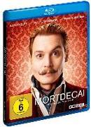 Cover-Bild zu Mortdecai - Der Teilzeitgauner von Koepp, Kyril Bonfiglioli) David