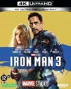 Cover-Bild zu Iron Man 3 - 4K (2 Disc) von Black, Shane (Reg.)
