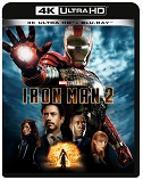 Cover-Bild zu Iron Man 2 - 4K (2 Disc) von Black, Shane (Reg.)