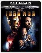 Cover-Bild zu Iron Man 1 - 4K (2 Disc) von Black, Shane (Reg.)