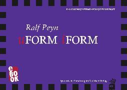Cover-Bild zu uFORM iFORM (eBook) von Peyn, Ralf