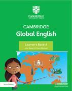 Cover-Bild zu Cambridge Global English Learner's Book 4 with Digital Access (1 Year) von Boylan, Jane