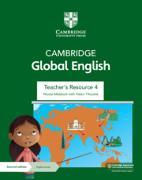 Cover-Bild zu Cambridge Global English Teacher's Resource 4 with Digital Access von Mabbott, Nicola