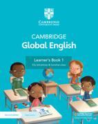 Cover-Bild zu Cambridge Global English Learner's Book 1 with Digital Access (1 Year) von Schottman, Elly