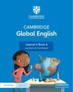 Cover-Bild zu Cambridge Global English Learner's Book 6 with Digital Access (1 Year) von Boylan, Jane