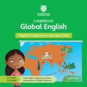 Cover-Bild zu Cambridge Global English Digital Classroom 4 Access Card (1 Year Site Licence) von Boylan, Jane