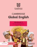 Cover-Bild zu Cambridge Global English Workbook 3 with Digital Access (1 Year) von Drury, Paul