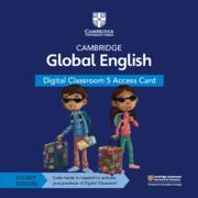Cover-Bild zu Cambridge Global English Digital Classroom 5 Access Card (1 Year Site Licence) von Boylan, Jane