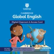 Cover-Bild zu Cambridge Global English Digital Classroom 6 Access Card (1 Year Site Licence) von Boylan, Jane