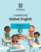 Cover-Bild zu Cambridge Global English Workbook 1 with Digital Access (1 Year) von Schottman, Elly