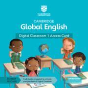 Cover-Bild zu Cambridge Global English Digital Classroom 1 Access Card (1 Year Site Licence) von Schottman, Elly