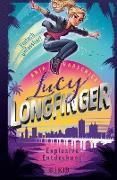 Cover-Bild zu Lucy Longfinger - einfach unfassbar!: Explosive Entdeckung (eBook) von Habschick, Anja