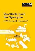Cover-Bild zu Duden - Das Wörterbuch der Synonyme (eBook) von Dudenredaktion (Hrsg.)