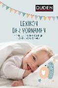 Cover-Bild zu Lexikon der Vornamen von Kohlheim, Rosa und Volker