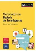 Cover-Bild zu Wortschatztrainer Deutsch als Fremdsprache von Vogelwiesche, Nathalie