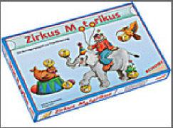 Cover-Bild zu Zirkus Motorikus von Löhr, Marion